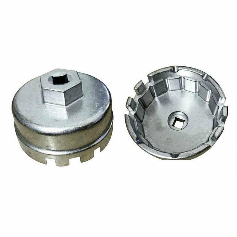 64mm Oil Filter Wrench Housing Tool for Toyota,Lexus,Corolla,Rav4,Matrix,Prius hot