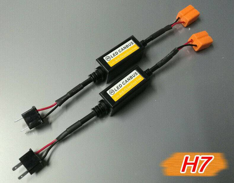 Car H1-H11 90059006 LED Headlight Canbus Anti Flicker Resistor Canceller Decoder Car Accessories