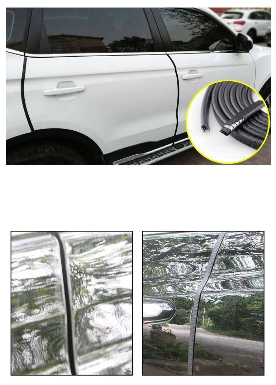 Car Door Scratch Protector Strip Car Accessories