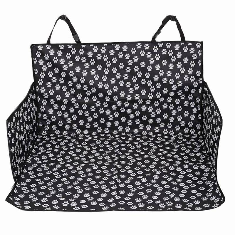 Dog's Paw Print Car Seat Cover Car Accessories