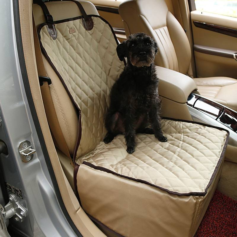 Waterproof Folding Car Seat Covers For Dogs Car Accessories