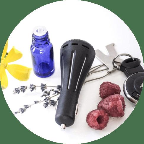 AromaWave Car Essential Oil Diffuser Car Accessories 1 essential oil diffuser