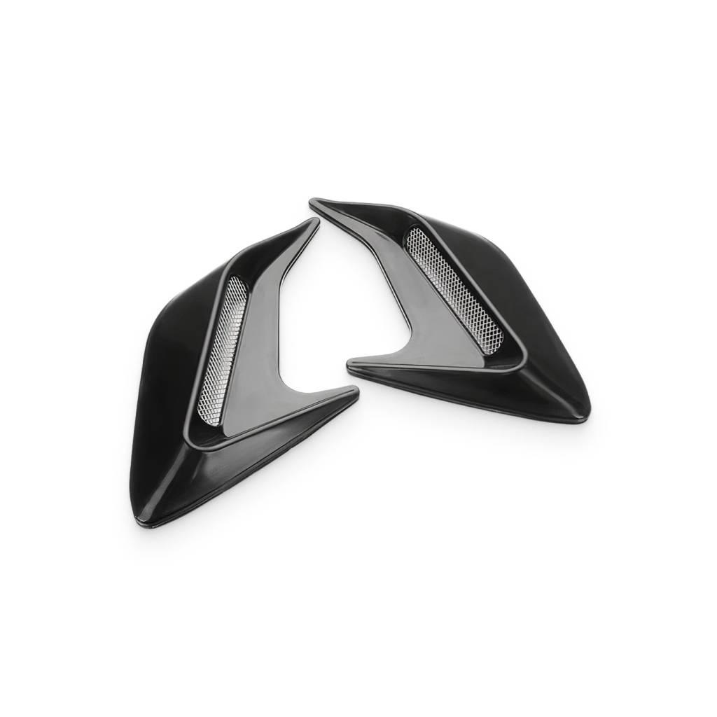 Decorative Carbon Fiber Air Vents Car Accessories
