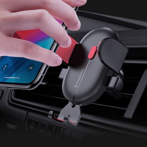 Dual Style Car Phone Holder Mount Car Accessories 5 Phone Holder Mount