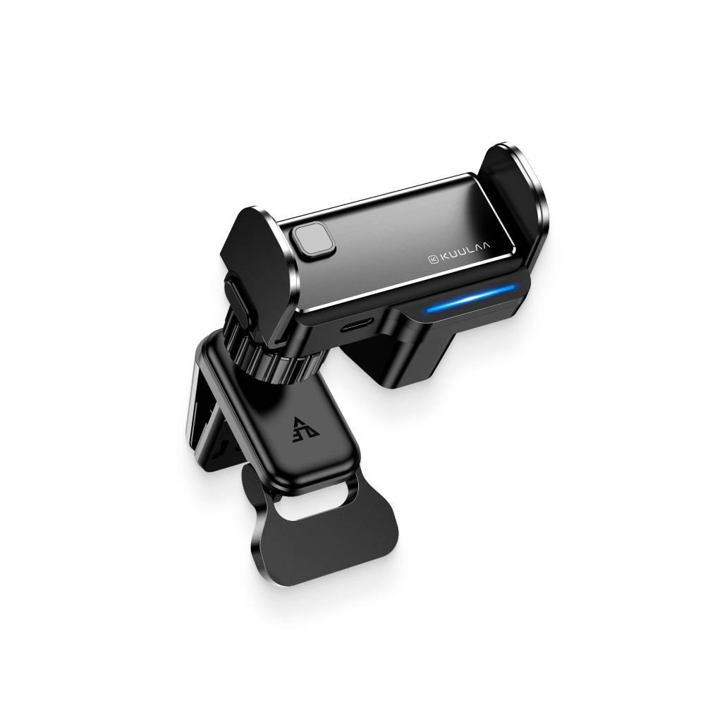 Electric-Lock 360-Degree Car Phone Holder Car Accessories