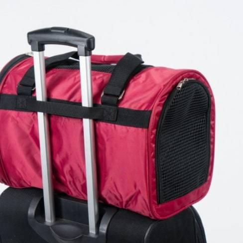 Jet Carrier Burgundy Best dog car seat cover Car Accessories 4 jet carrier