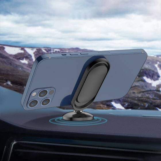 Magnetic Adjustable Stand Up Phone Holder Car Accessories 4 Stand-Up Phone Holder