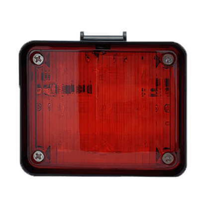 Red LED Emergency Flash Lamp Car Accessories flash lamp